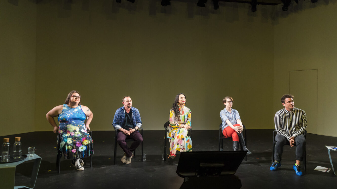 EVENT - How to be a good Trans Ally 11/11/2019 Darlinghurst (Photo by Andrea Francolini)
